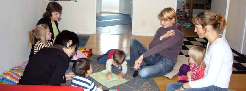 Start för rysk barnverksamhet i Malmö