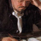 Куликов И.С. Портрет писателя Е.Н.Чирикова, 1904