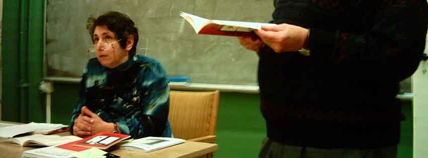 Författarkväll med Rimma Markova