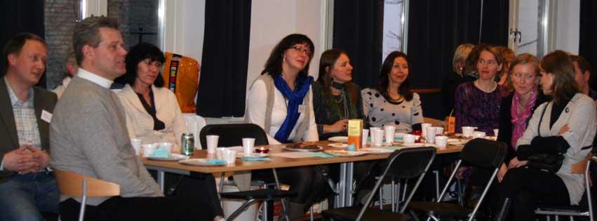 Ryska klubben: kvinnodagen
