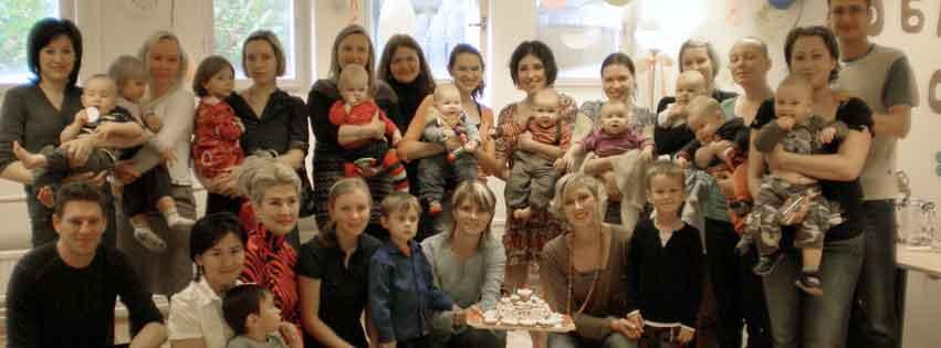 Start för Skruvs ryska barnverksamhet i Malmö