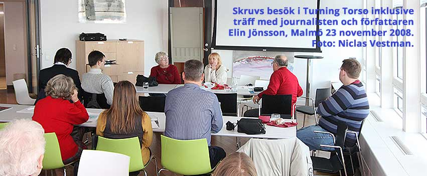 Turning Torso + Elin Jönsson